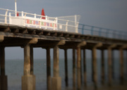 27th Jan 2016 - Lensbaby Pier