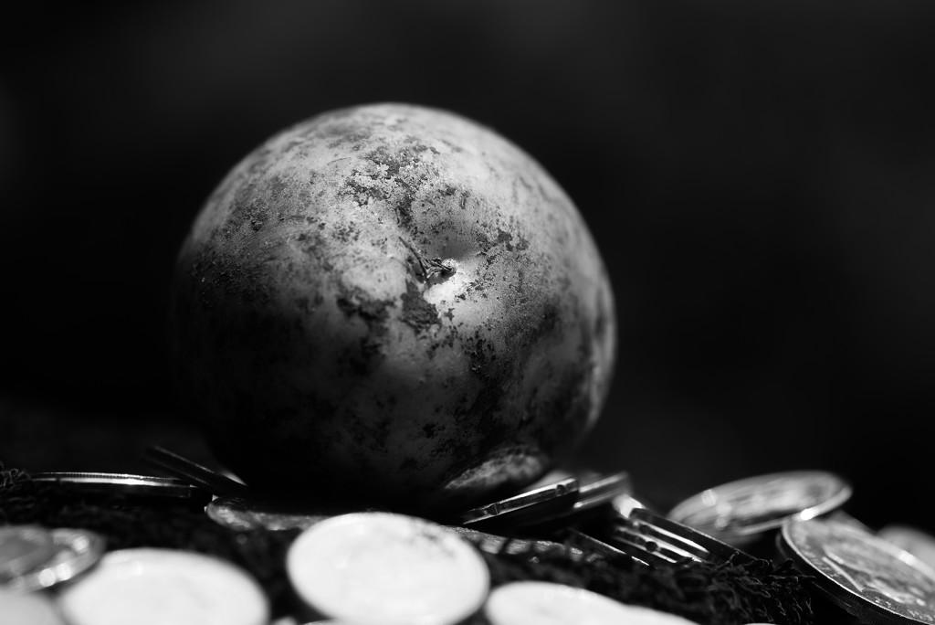 Millian Dollar Potato Dreams by yaorenliu