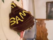 27th Jan 2016 - Birthday Cake Slice with Name