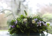 1st Feb 2016 - January flower arranging class