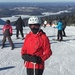 A Beautiful Sunny Day at Mont Tremblant by frantackaberry