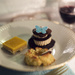 A lavish dessert