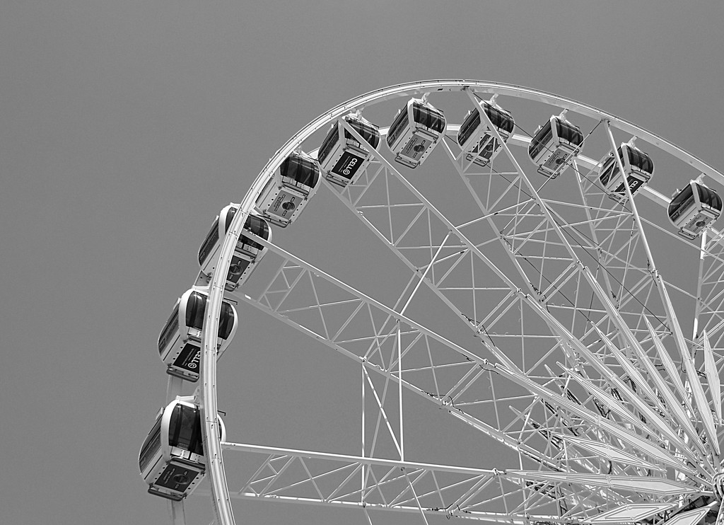 The Big Wheel by salza