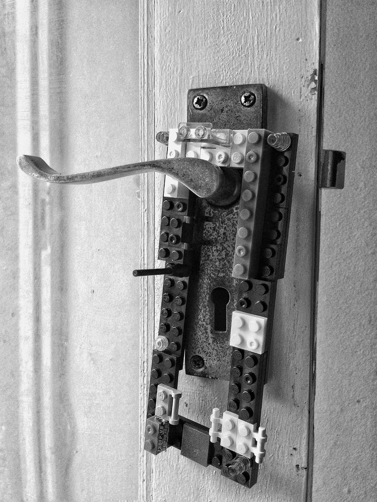Keylockdoor by overalvandaan