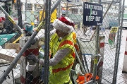 27th Nov 2010 - Construction Santa Helper