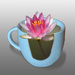 Water Lily Cup by salza