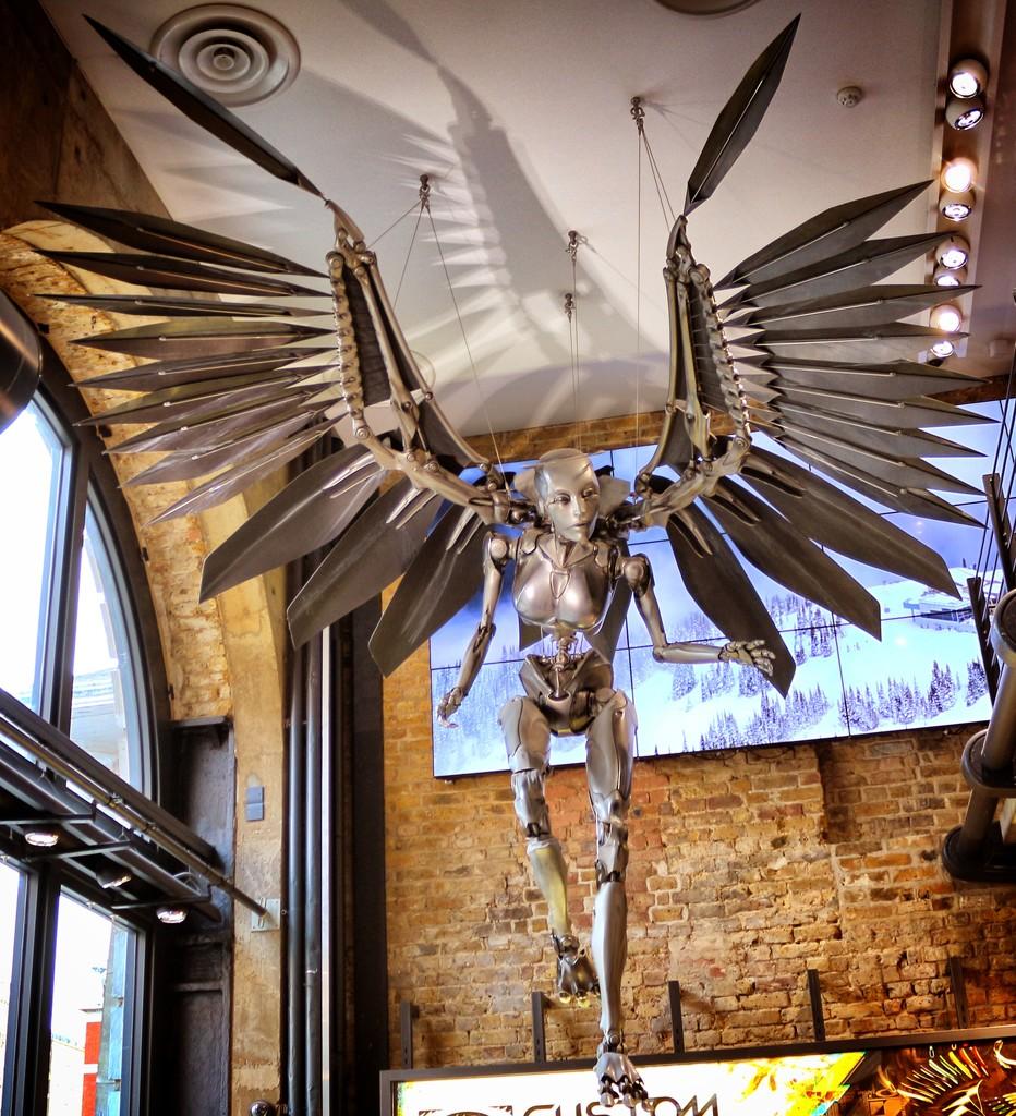 Metal Angel by swillinbillyflynn