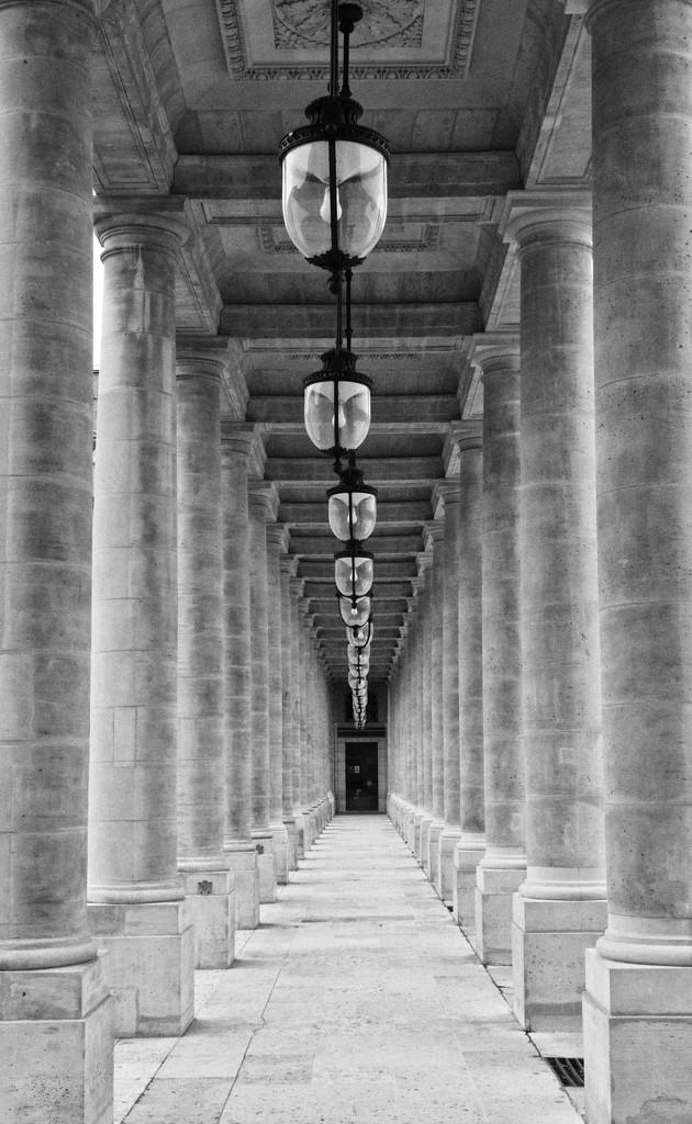 Back at the Palais Royal by jamibann