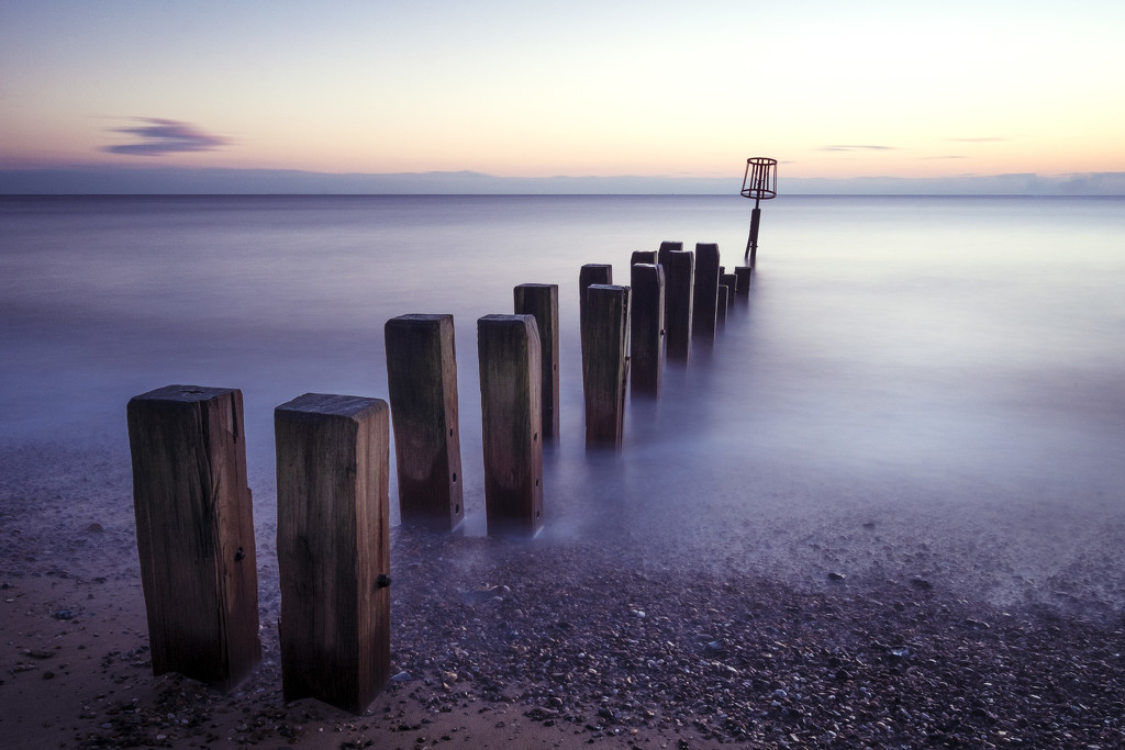 Day 041, Year 4 - Another Quick Slow Shutter In Gorleston by stevecameras