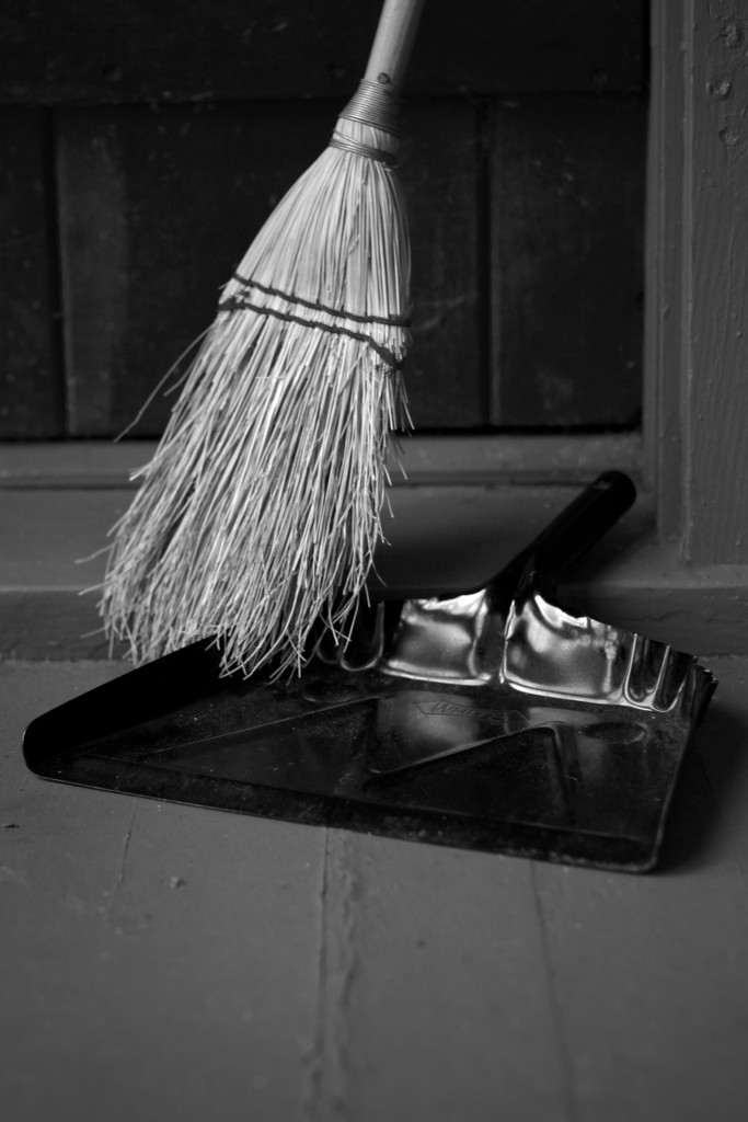 Swept Clean by mzzhope