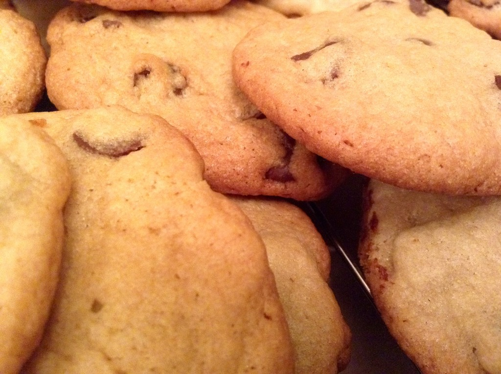 Cookie Shaped Cookies by hbdaly