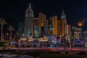 10th Feb 2016 - Vegas Night Lights