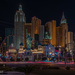 Vegas Night Lights by lesip