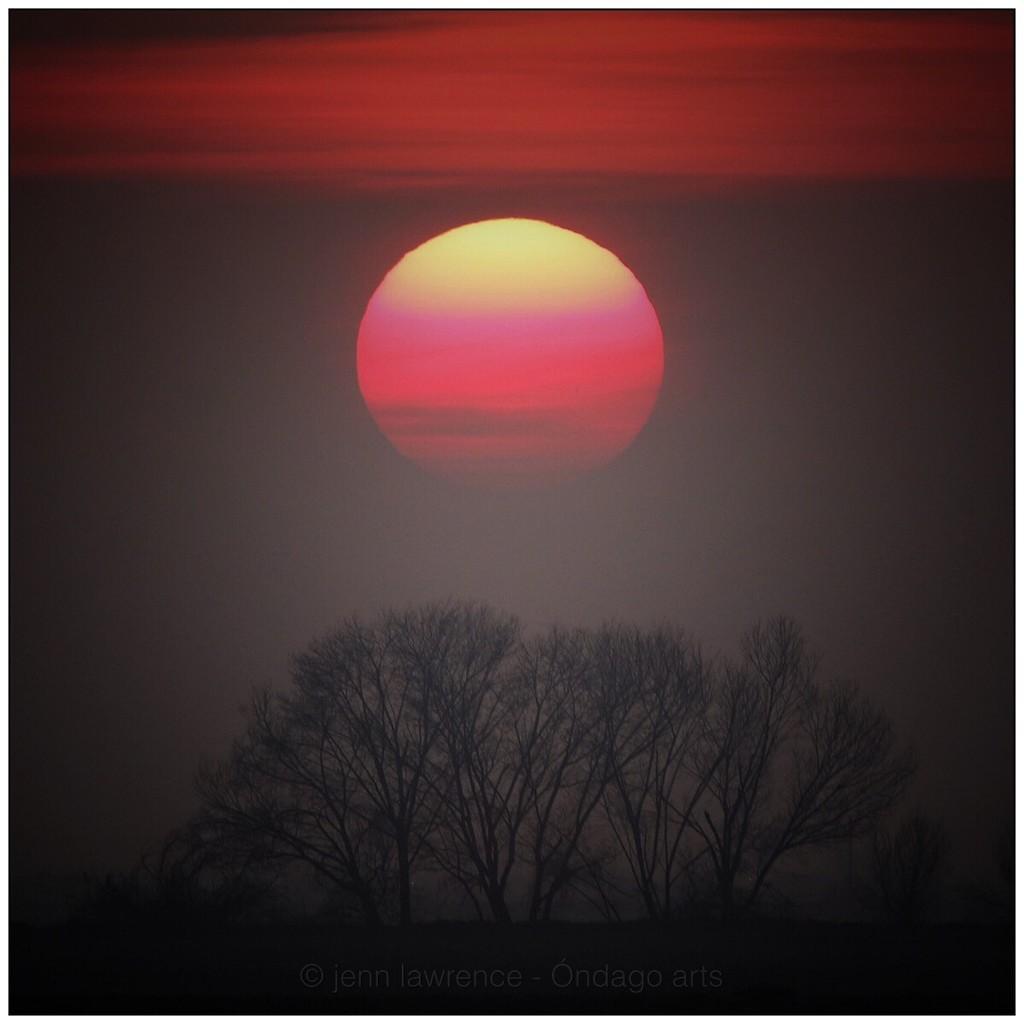 Pixley Sunset by aikiuser