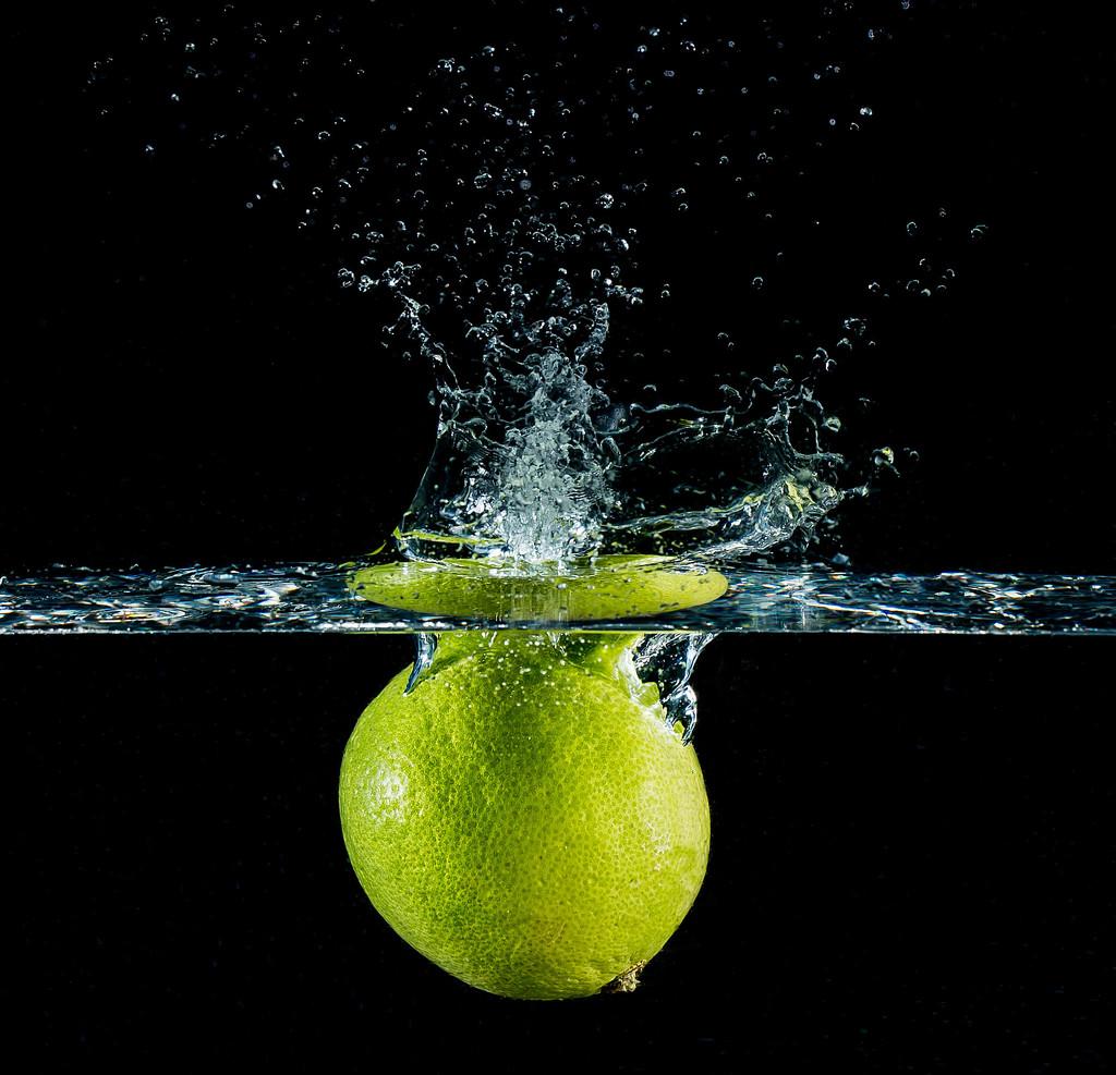 2016 02 13 - Lime Splash by pamknowler