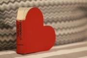 13th Feb 2016 - Heart-shaped Book