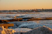 16th Feb 2016 - The frozen backwater
