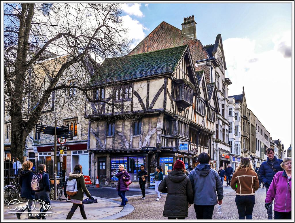 Cornmarket Street, Oxford by carolmw