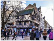 19th Feb 2016 - Cornmarket Street, Oxford