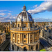 The Radcliffe Camera From University Church Tower by carolmw