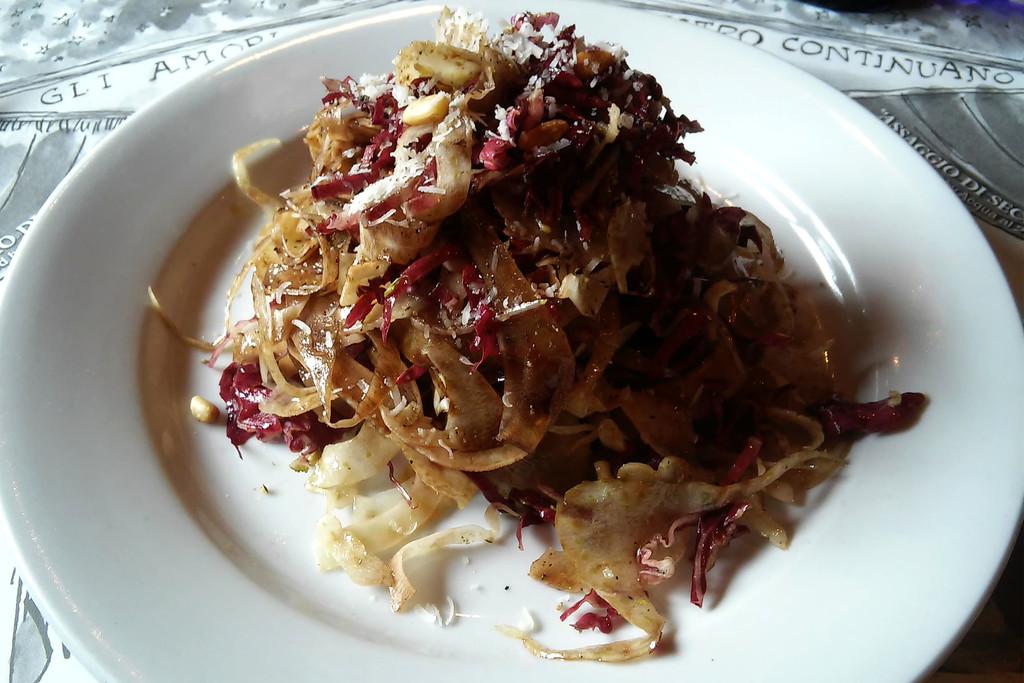 Insalata Finochio by lynbonn