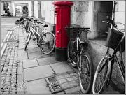 20th Feb 2016 - Side Street, Oxford