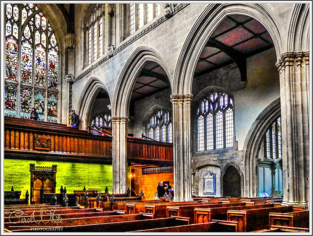 University Church,  Oxford by carolmw