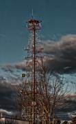 21st Feb 2016 - Antennae? Cell tower?