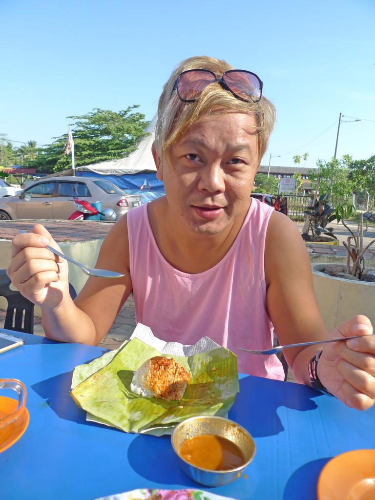 Sunday breakfast, kota kuala muda by ianjb21