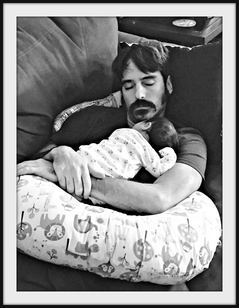 Like Father, Like Son by allie912