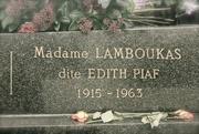 24th Feb 2016 - Edith Piaf