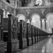 Inside the St Louis Cathedral by taffy