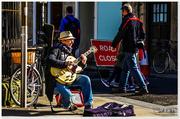 27th Feb 2016 - Guitar Man, Oxford