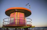 27th Feb 2016 - Miami beach Lifeguard tower