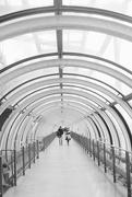 28th Feb 2016 - The Corridors of Beaubourg