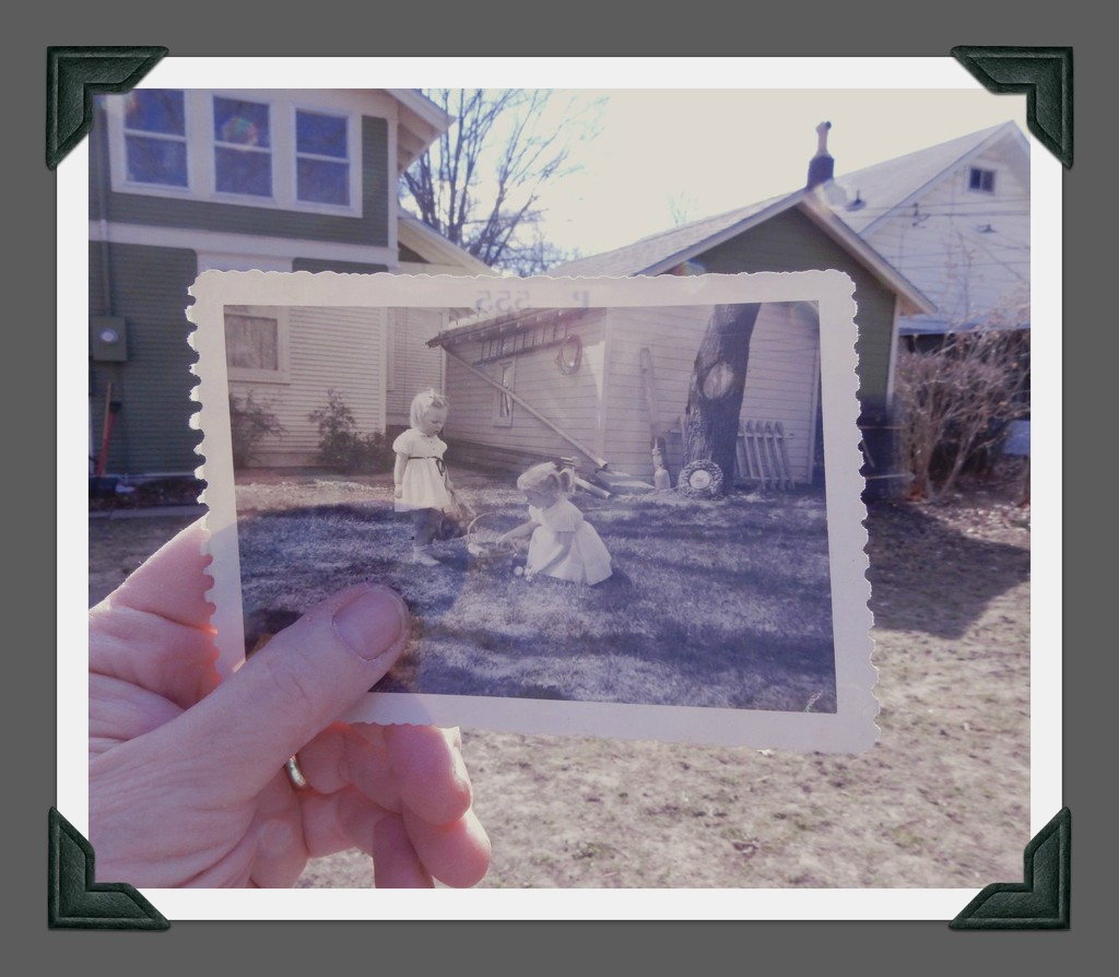 Easter 1954 by mcsiegle