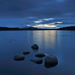 EVENING BLUES, LOCH MORLICH by markp
