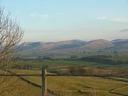 1st Mar 2016 - Howgill mountain range