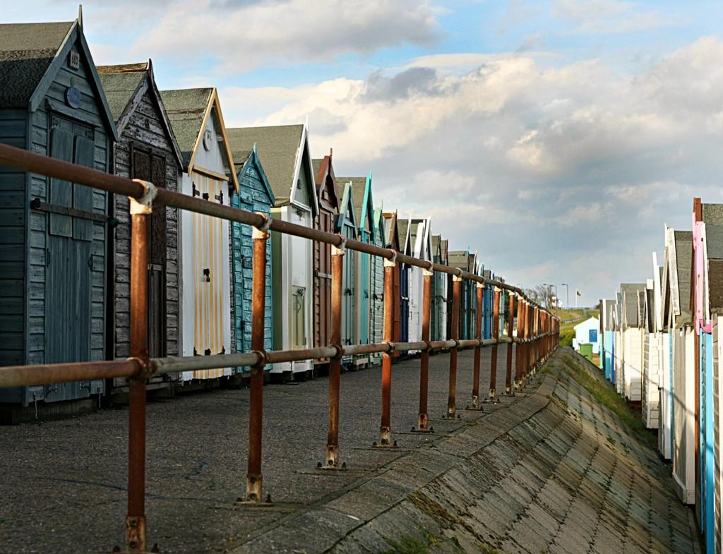 OCOLOM Day 3 - Double Deck Beach Huts by judithdeacon