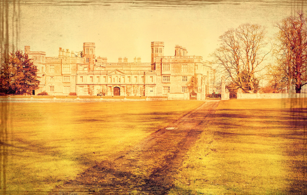2016 03 04  Castle Ashby -Textures by pamknowler