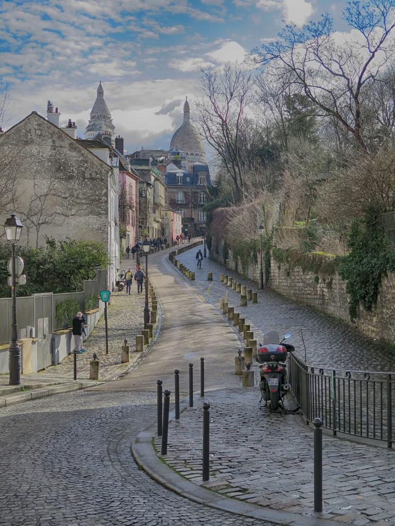 Montmartre by jamibann