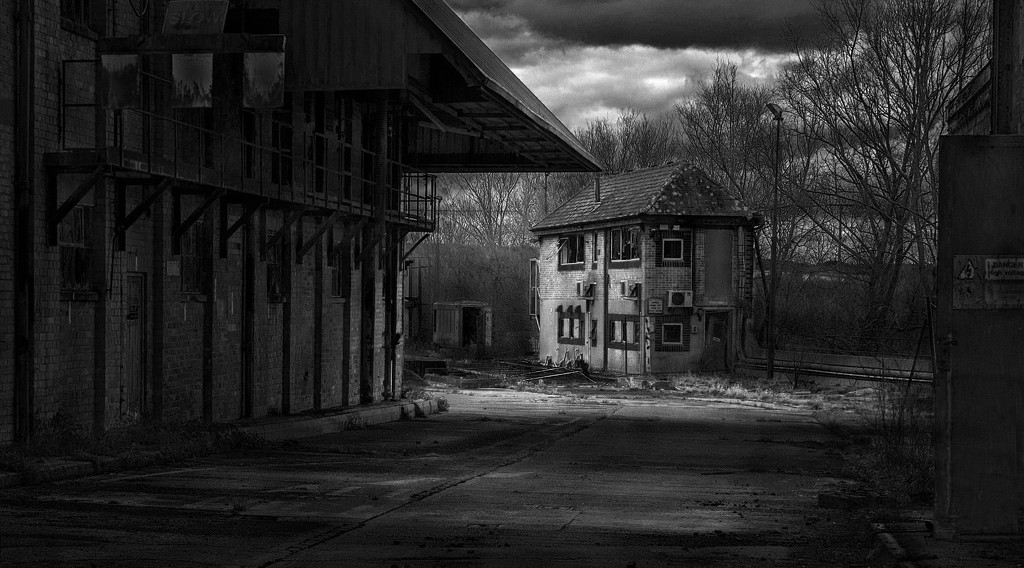 Dereliction by lupus