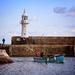 Mevagissey lighthouse...... by swillinbillyflynn
