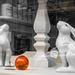 Ball & Bunnies by dorsethelen
