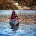 Gig Rowing on the Fowey River by swillinbillyflynn