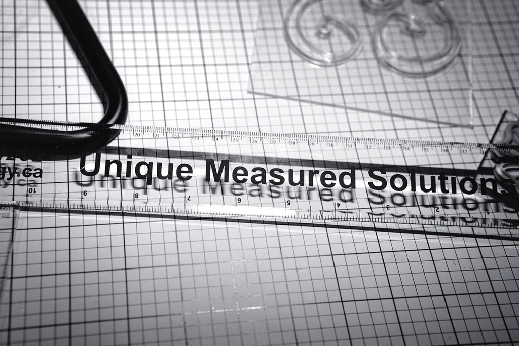 One ruler to measure them all... by gardencat