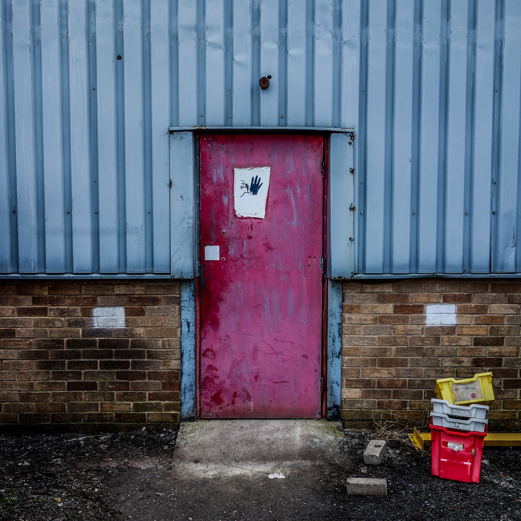 Backdoor by overalvandaan