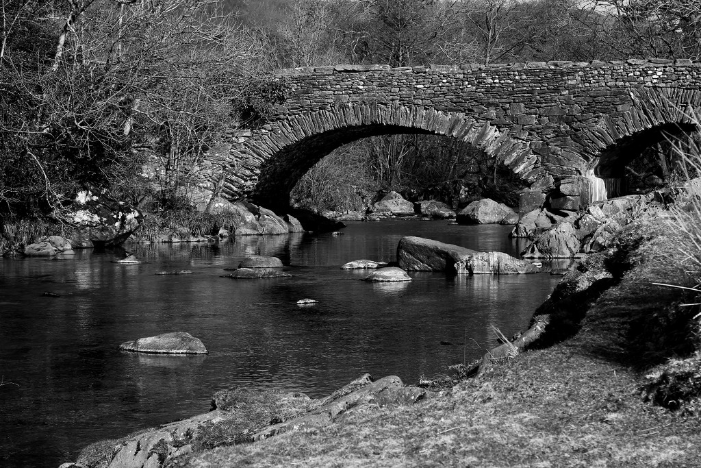 Ulpha Bridge, Duddon Valley by motherjane
