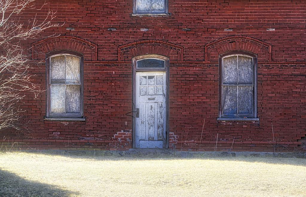 The Old Door by gardencat