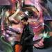 OCOLOM Day 20  Brick Lane Grafitti by judithdeacon